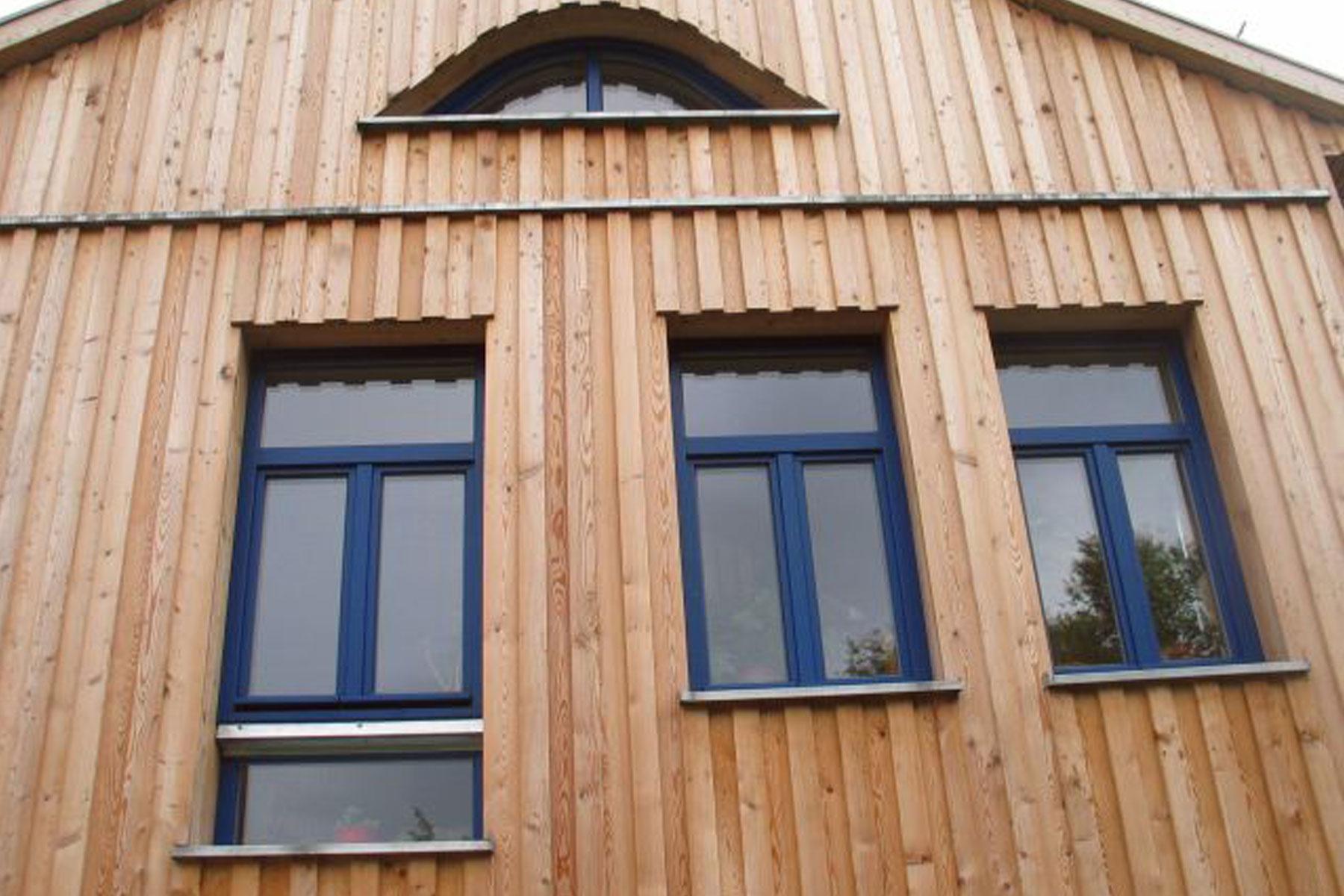 Holz Boden-Deckelschalung