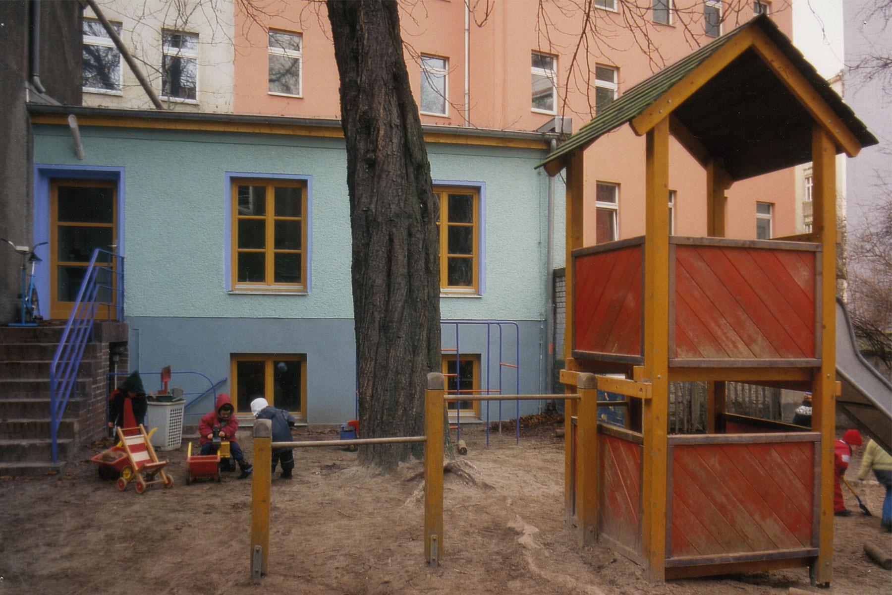 Elias Kindergarten Gemeindehaus