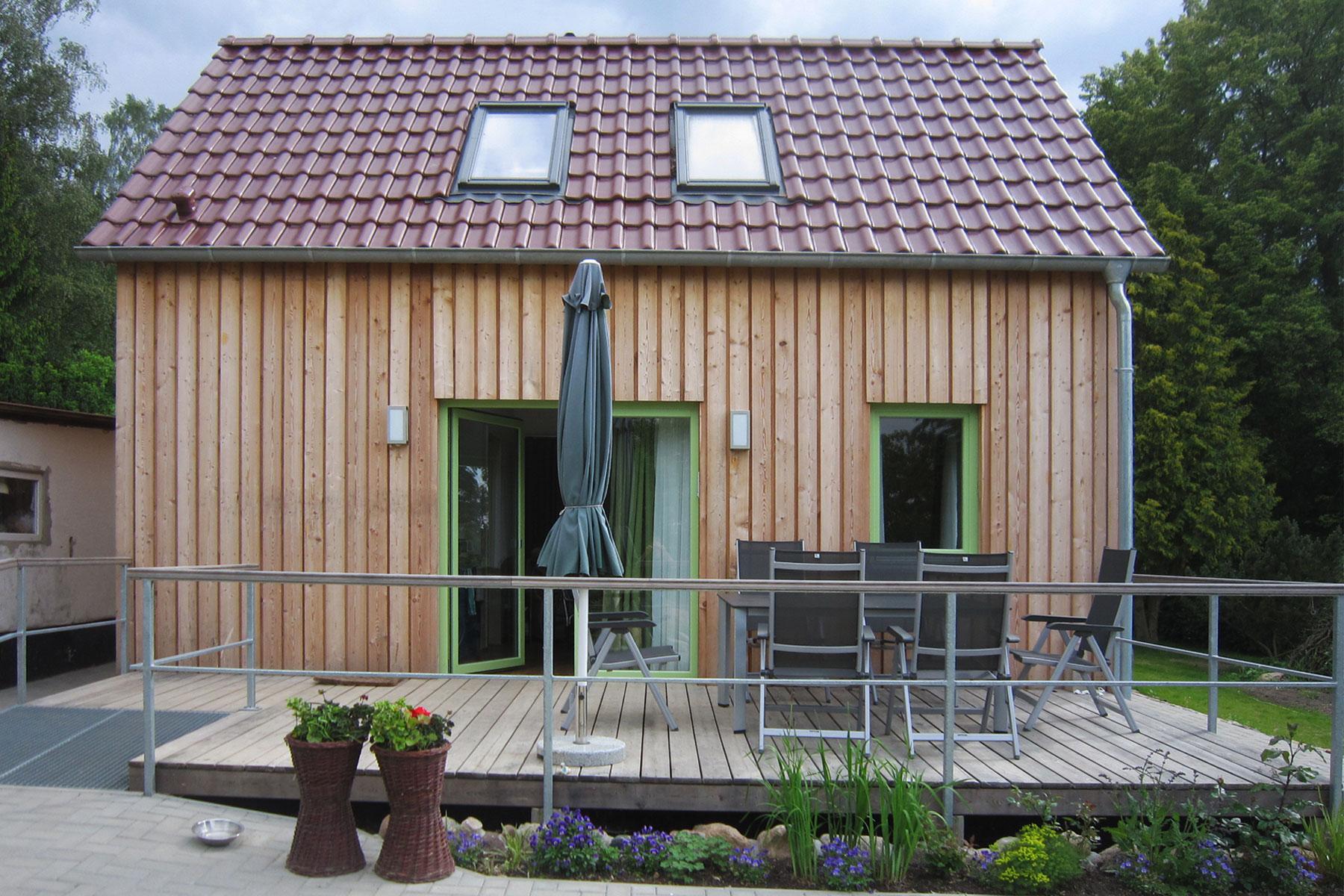 Tiny-house Holzrahmenbau