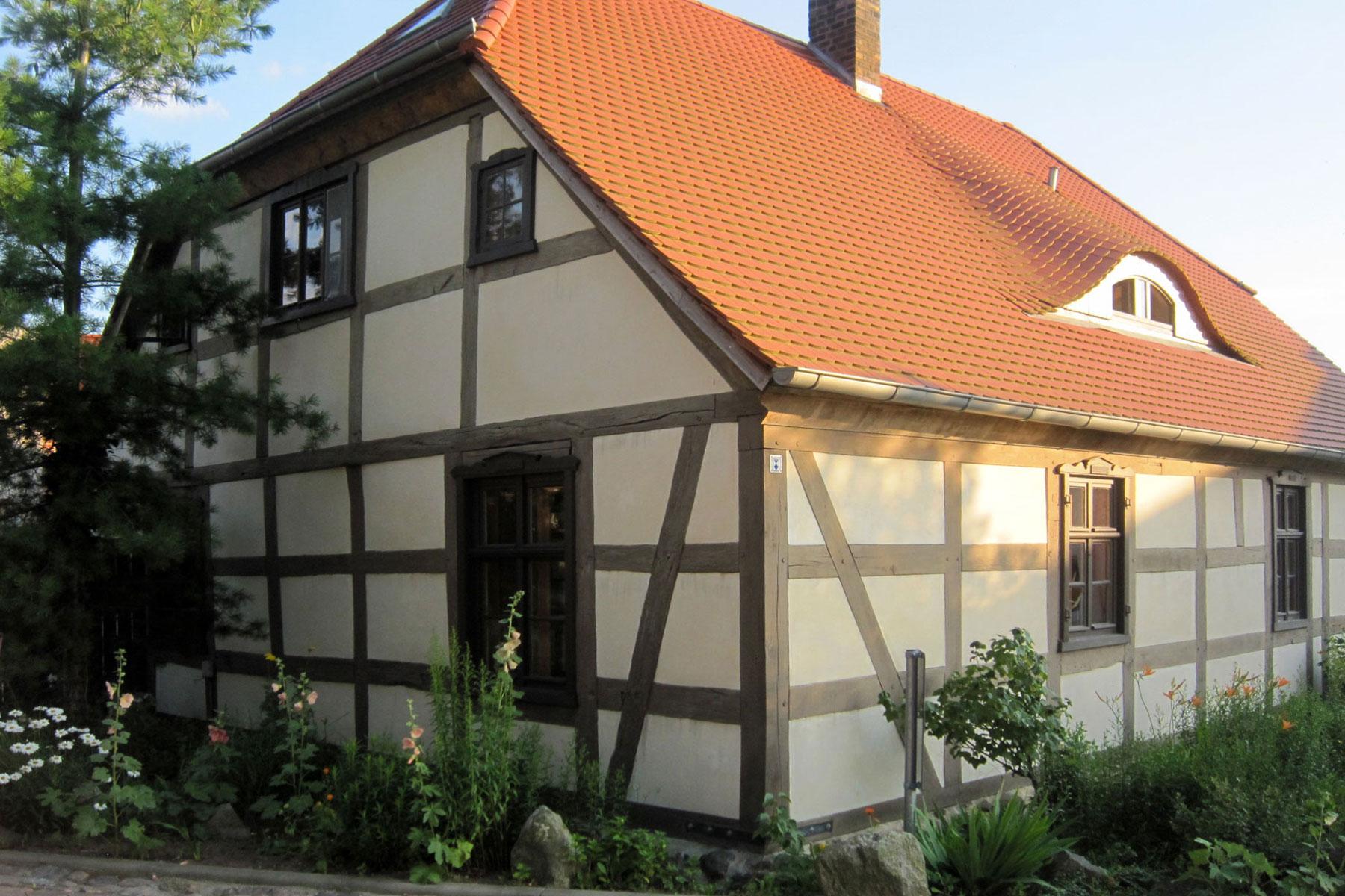 Fachwerkhaus Denkmalschutz