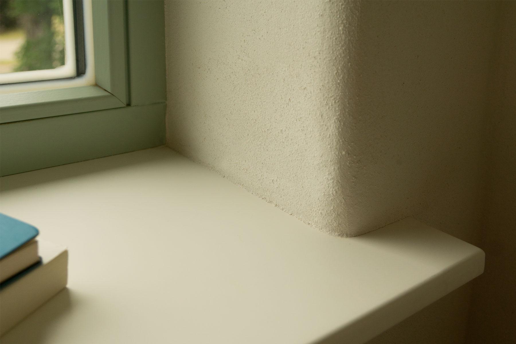 Fensterleibung Fensterbank