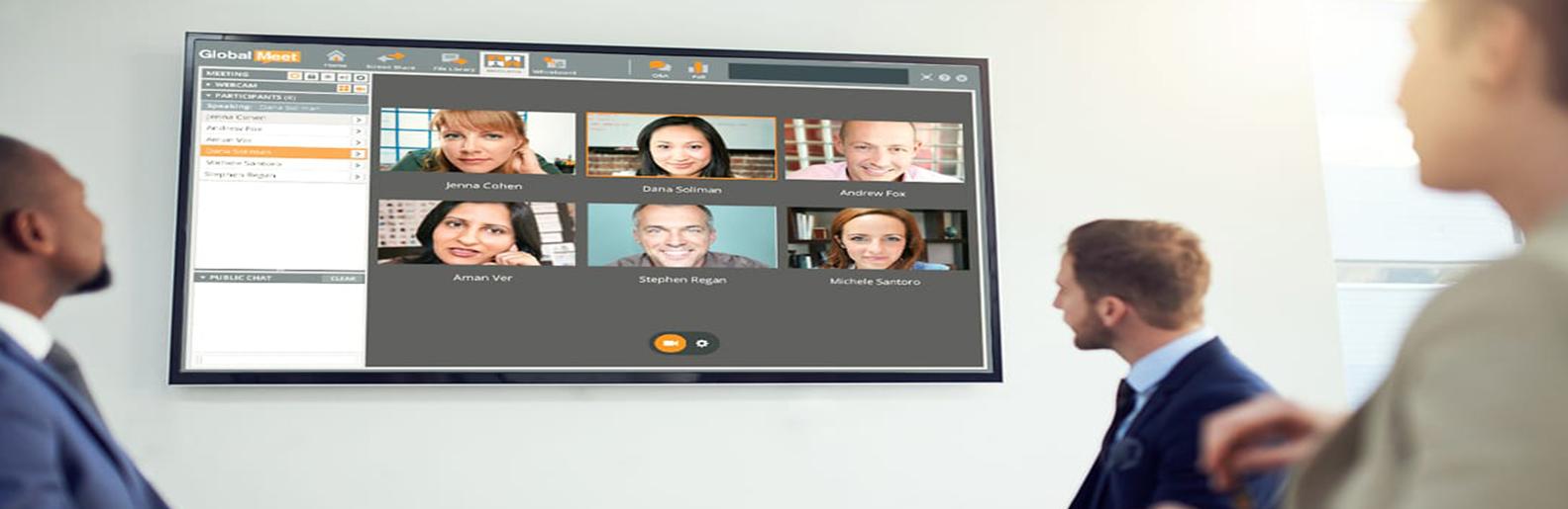 Skype for business banner