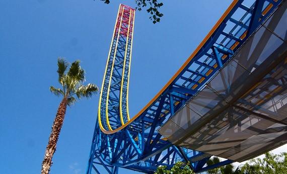 20 Roller Coaster Paling Menakutkan Di Dunia! Kamu Berani Coba?
