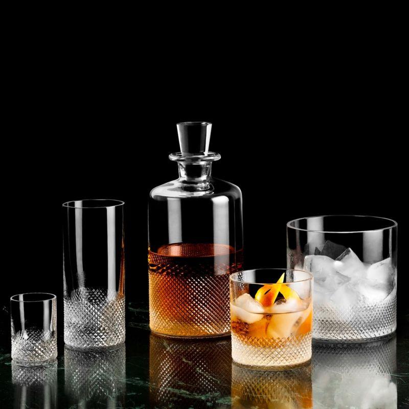 Diamond High Ball Glass image