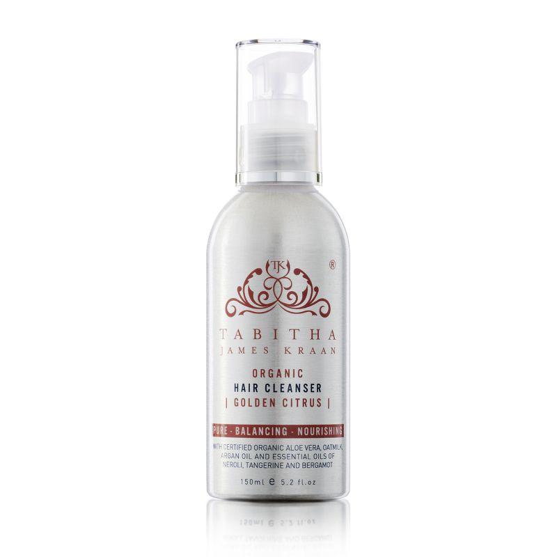 Organic Hair Cleanser - Golden Citrus - 165ml image