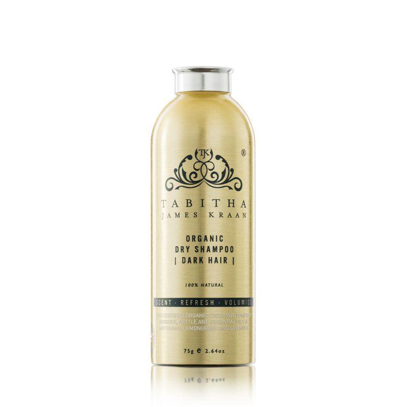 Organic Dry Shampoo - Dark Hair image
