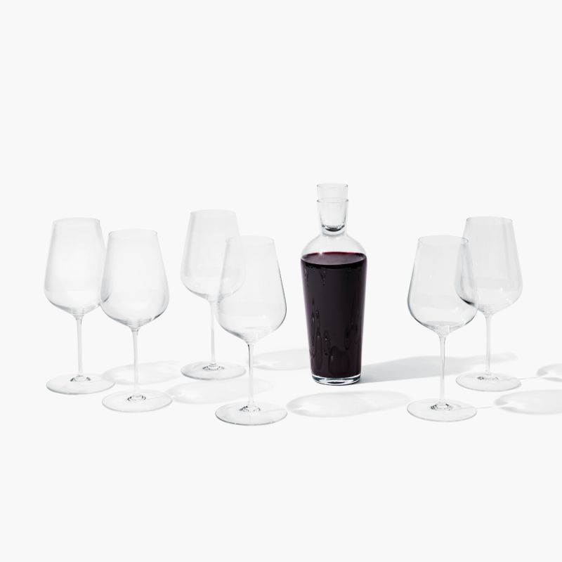 Jancis Robinson Old Wine Decanter image