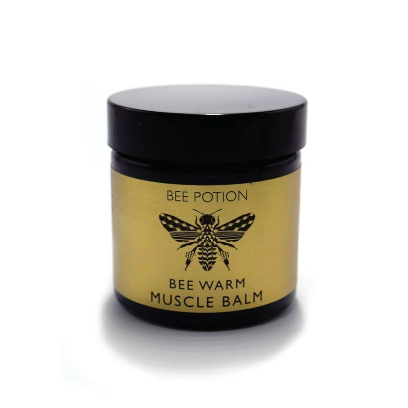 Bee Warm Muscle Balm image