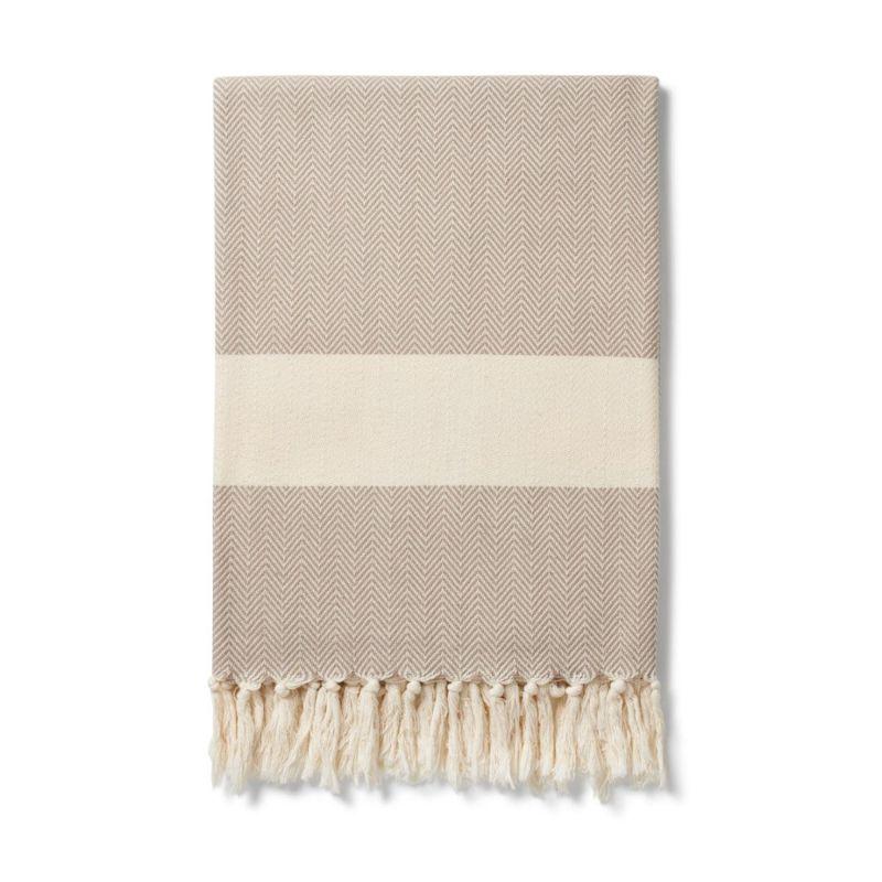 Ferah Organic Cotton Peshtemals - Oyster image