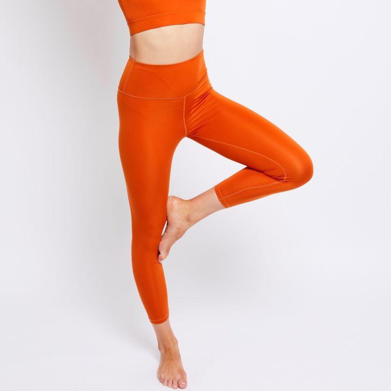 7/8 High Rise Tangerine image