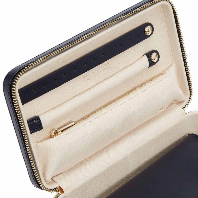 Maria Medium Zip Case Navy image