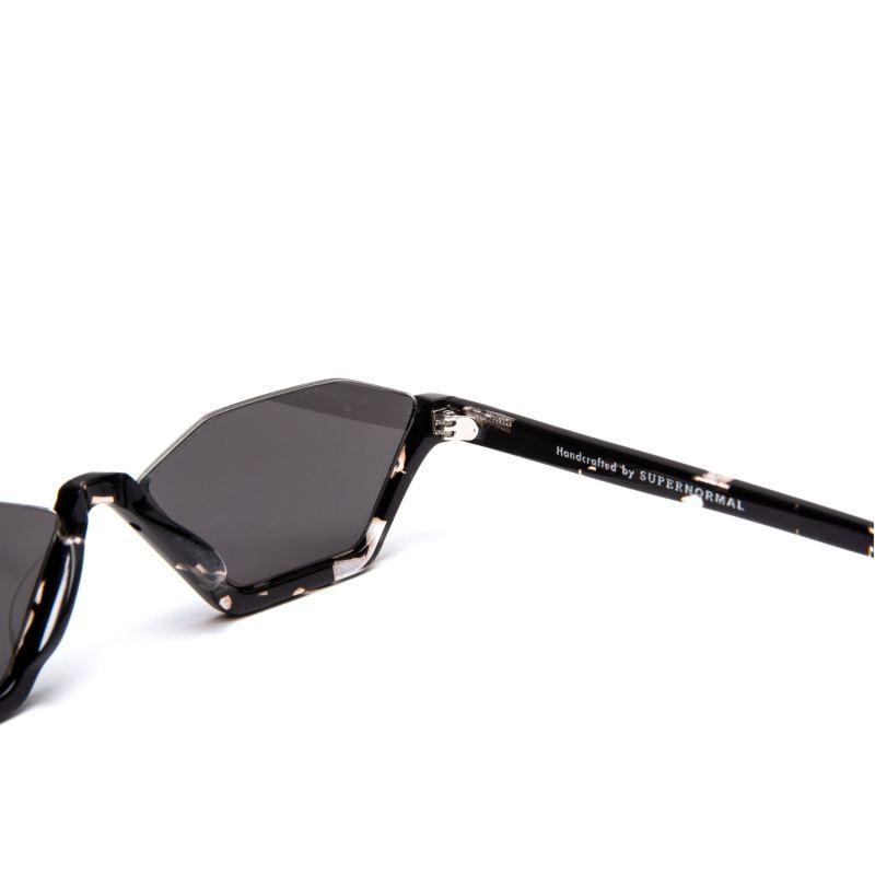 Rebellious Patterned Black Frame + Mirrored Lenses image