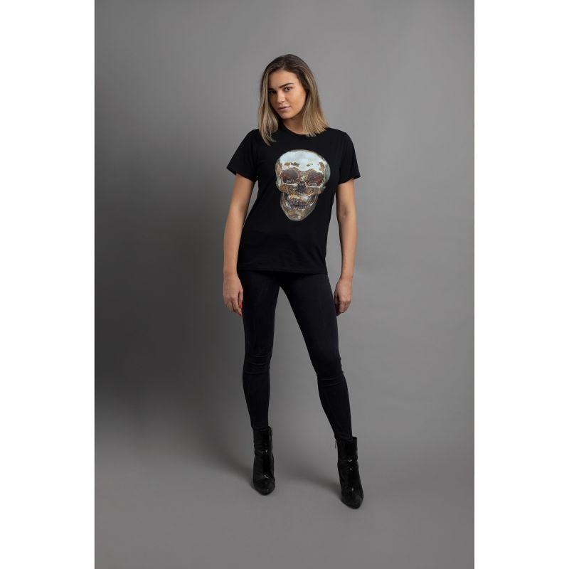 Gold Skull Tee image