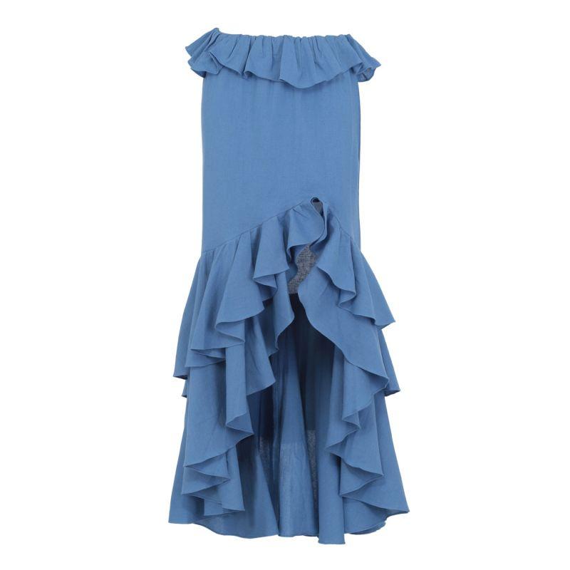 Raina Skirt In Blue image
