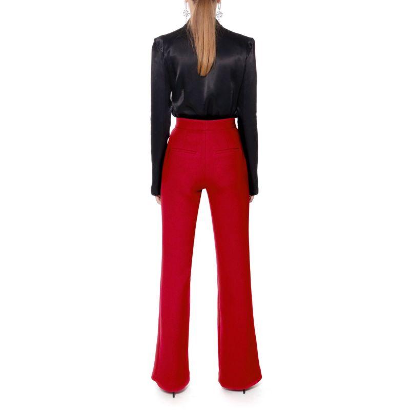 Monica Lipstick Red Pants image