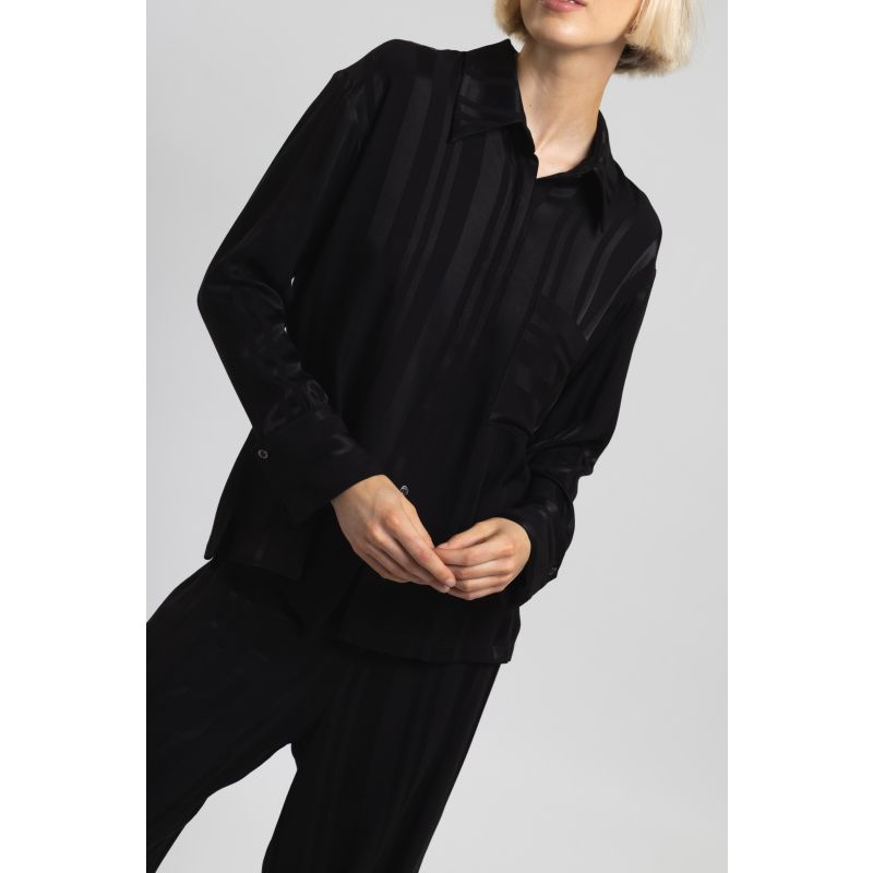 Fletcher Shirt Black image