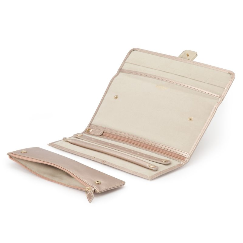 Palermo Jewelry Roll Rose Gold image