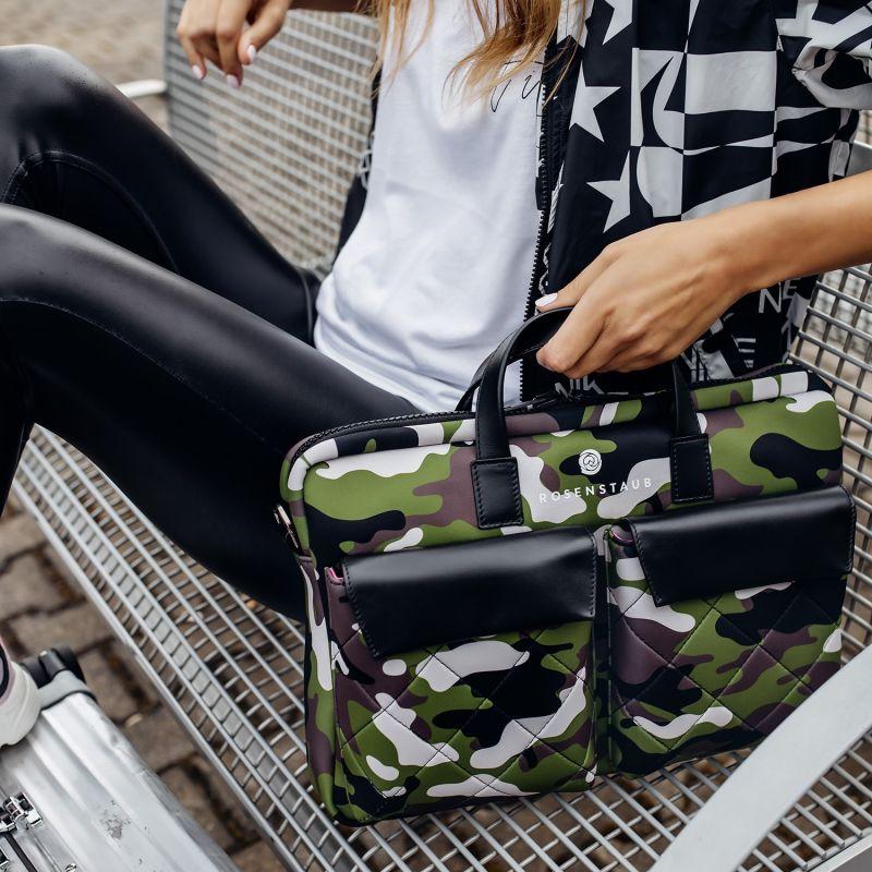 Neoprene Laptop Bag Sara - Camouflage image