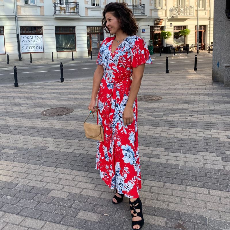 Flora Maxi Dress image