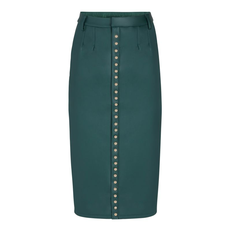 Snap Front Skirt image