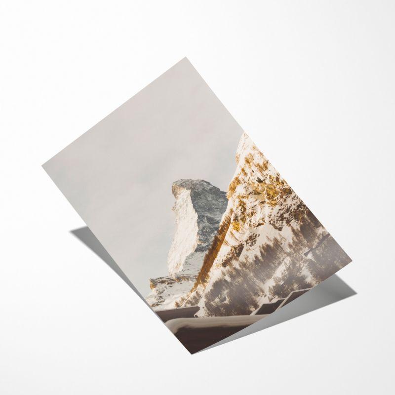 Peak Print - A2 image