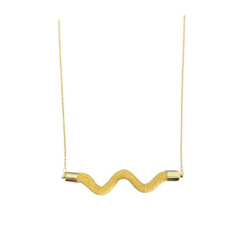 Wangari Cotton Necklace image