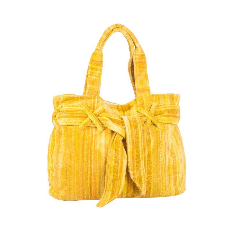 Yellow Shadows Beach Bow Bag image