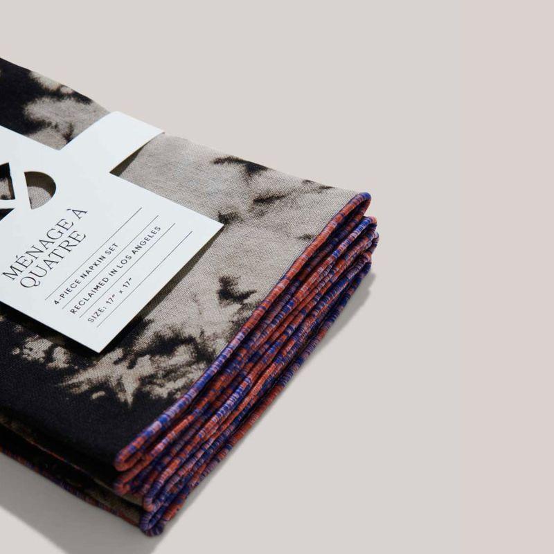 Sundown Linen Napkins - Set Of 4 image