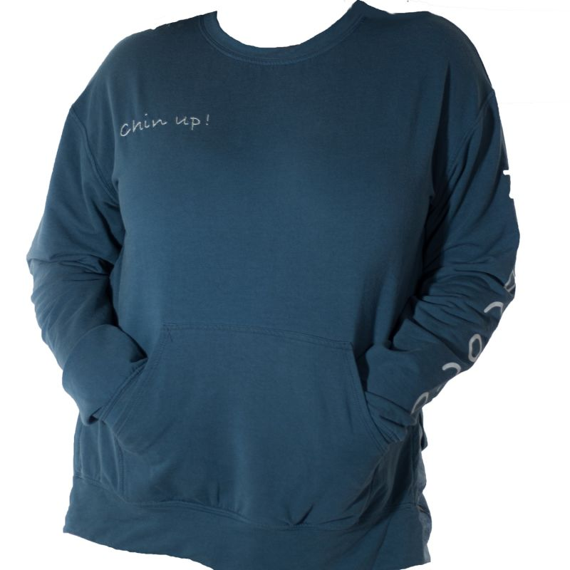 Chin Up Pullover image