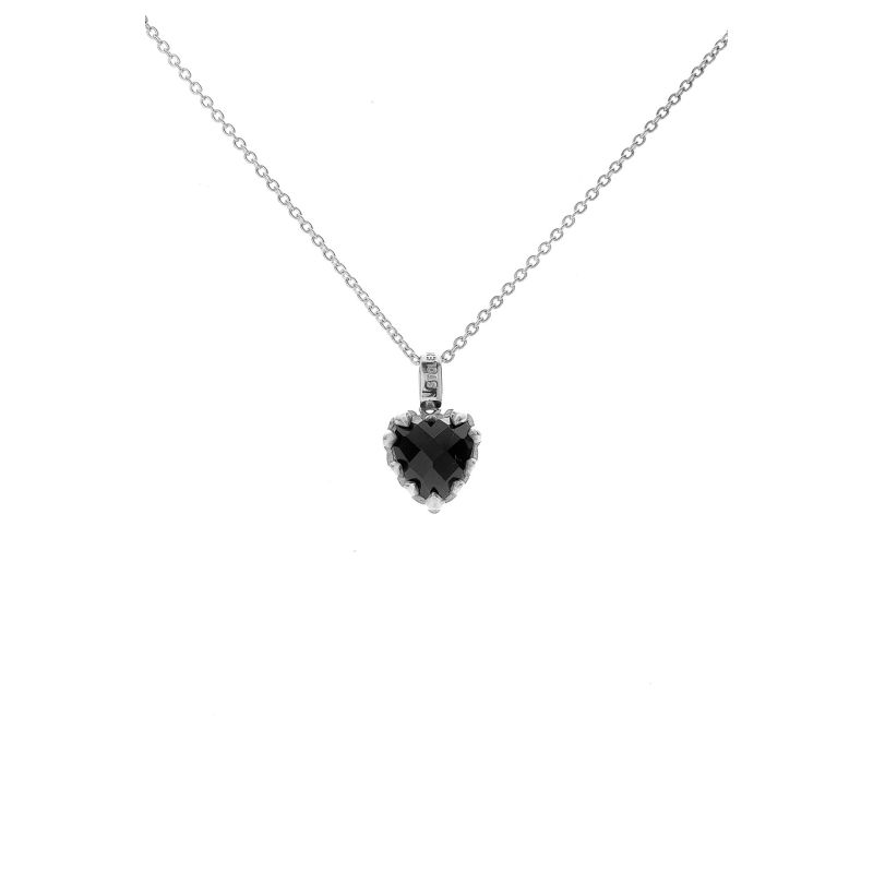 Love Claw Necklace Onyx image