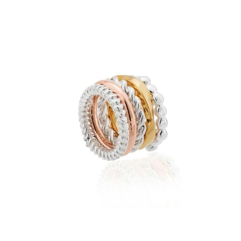Churumbela Vermeil Ring image