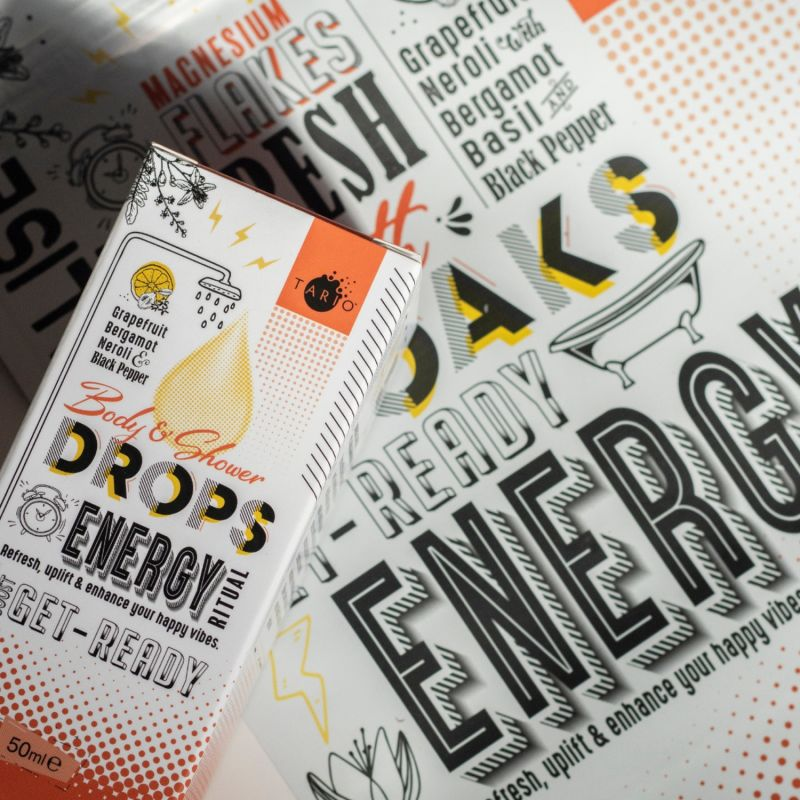 Energy Ritual Body & Shower Drops image