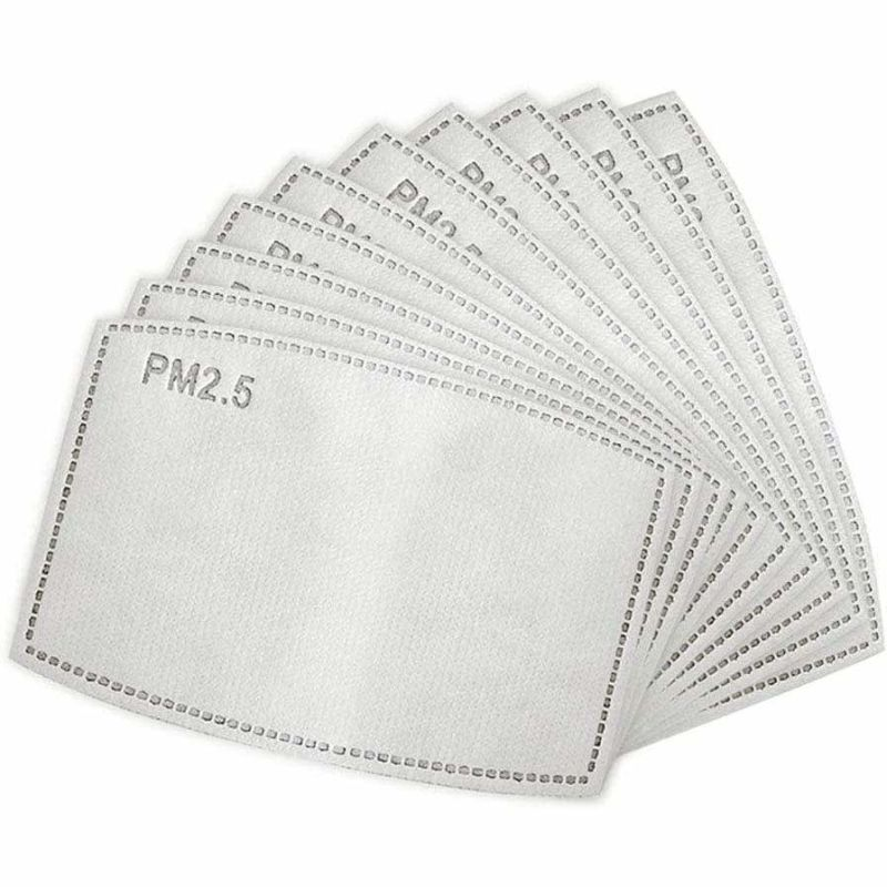 Mask Filter Inserts - Pack Of 50 image