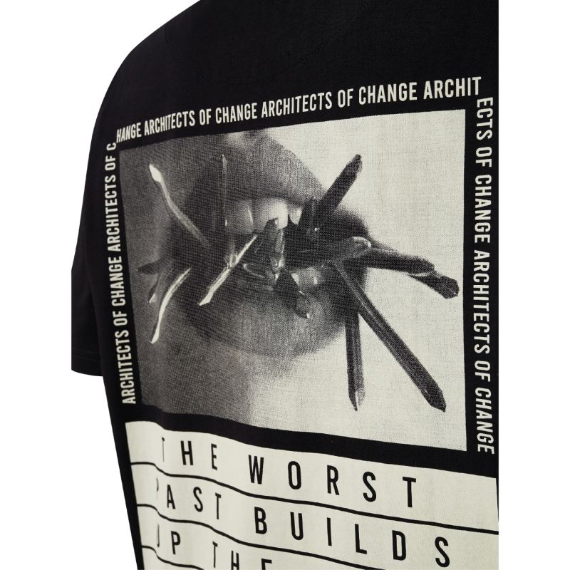 The Worst Past Builds Up The Best Future T-Shirt image