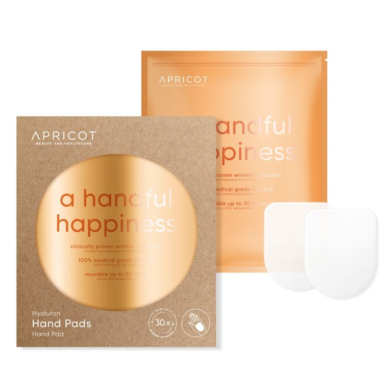 Hyaluron Hand Pads -  A Handful Happiness - 30 Treatments image