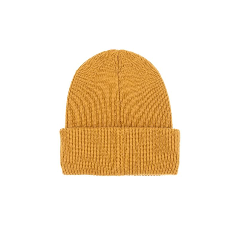 The Recycled Bottle Beanie In Dandelion Mustard image