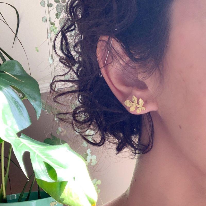 Ramo Stud Earrings image