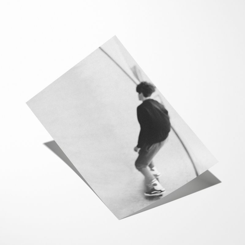 Off The Wall Print - A3 image