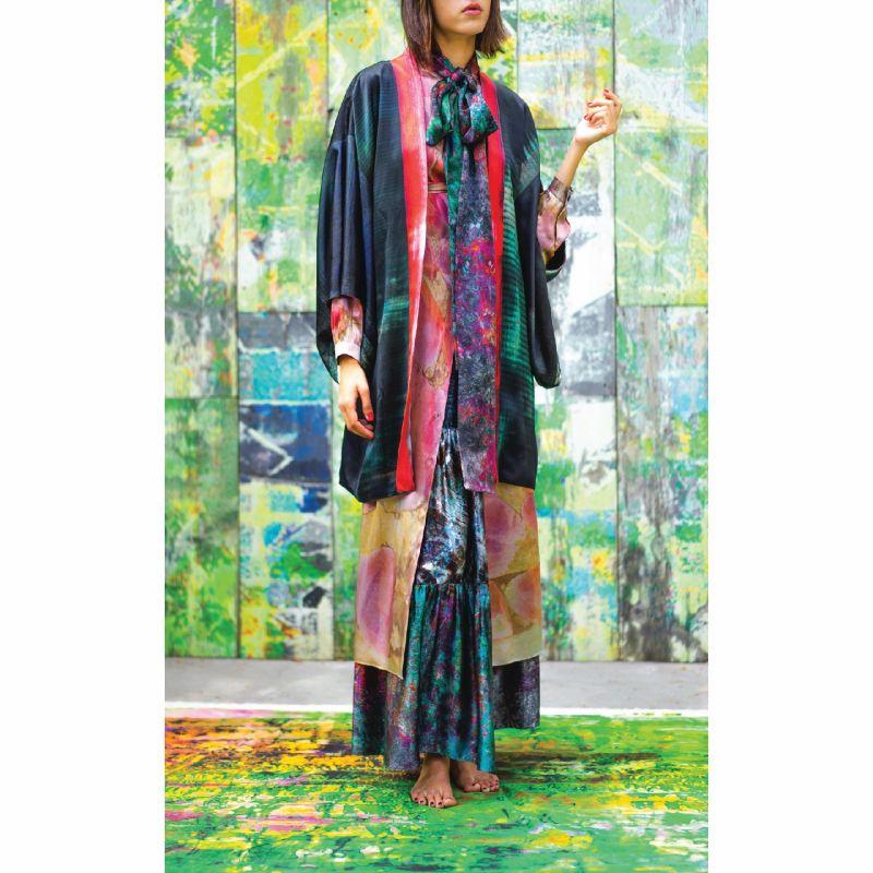 The Koralina Silk Sash image