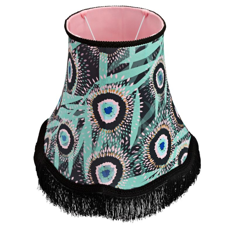 Bloom Print Traditional Lampshade 45x37cm image