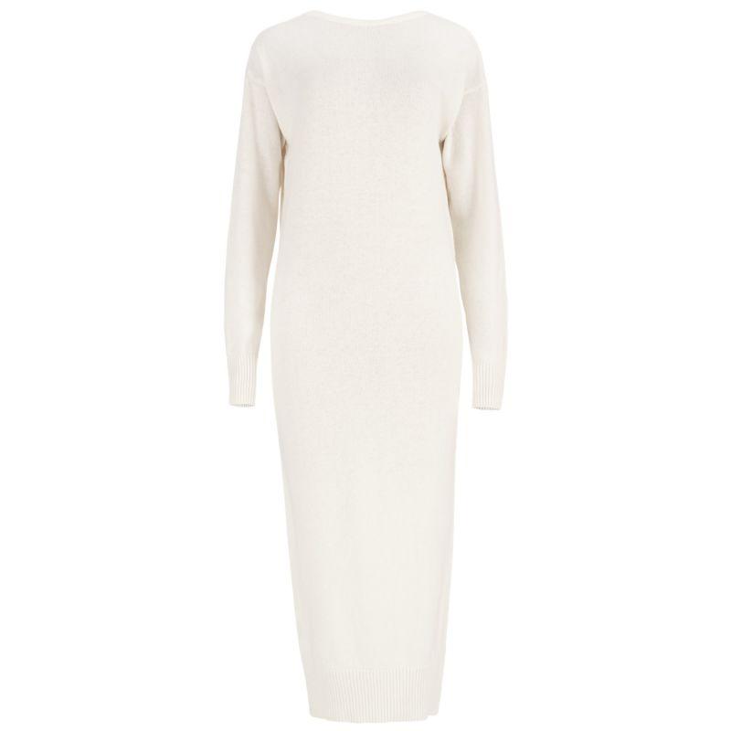 Lungo Sweater Dress White image