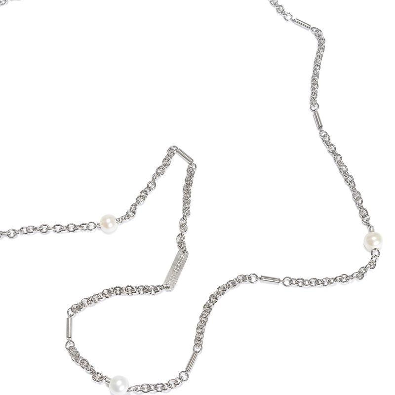Perlenkette 1 - Silver image