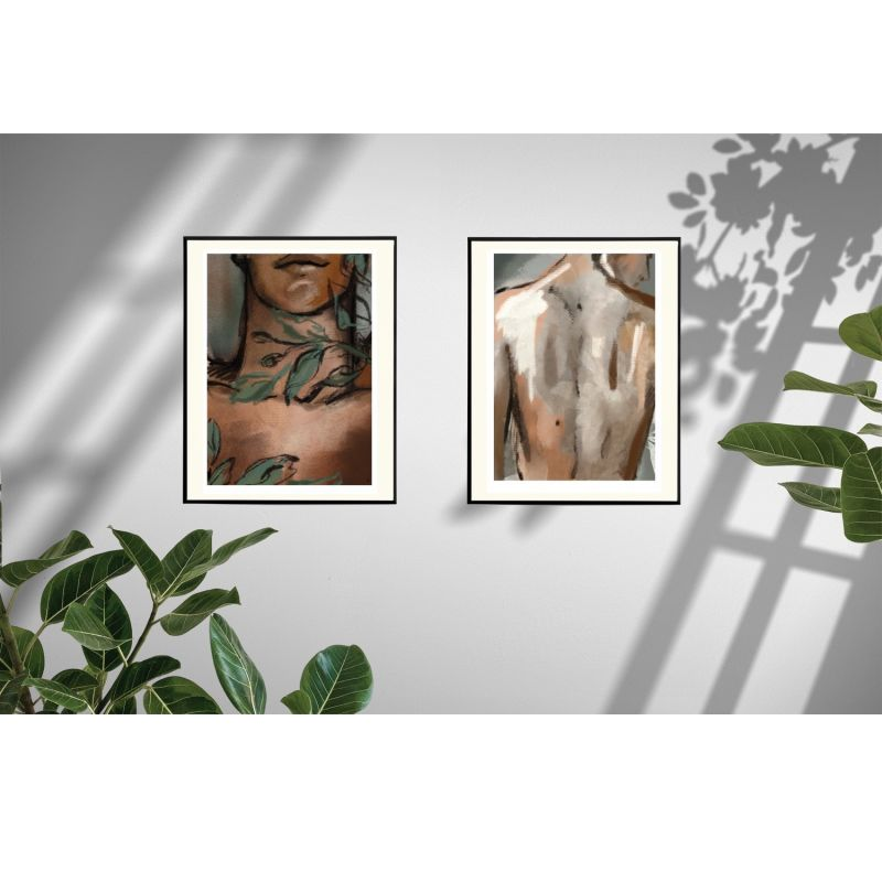 Ivy Signed Archival Art Print 42X59 image