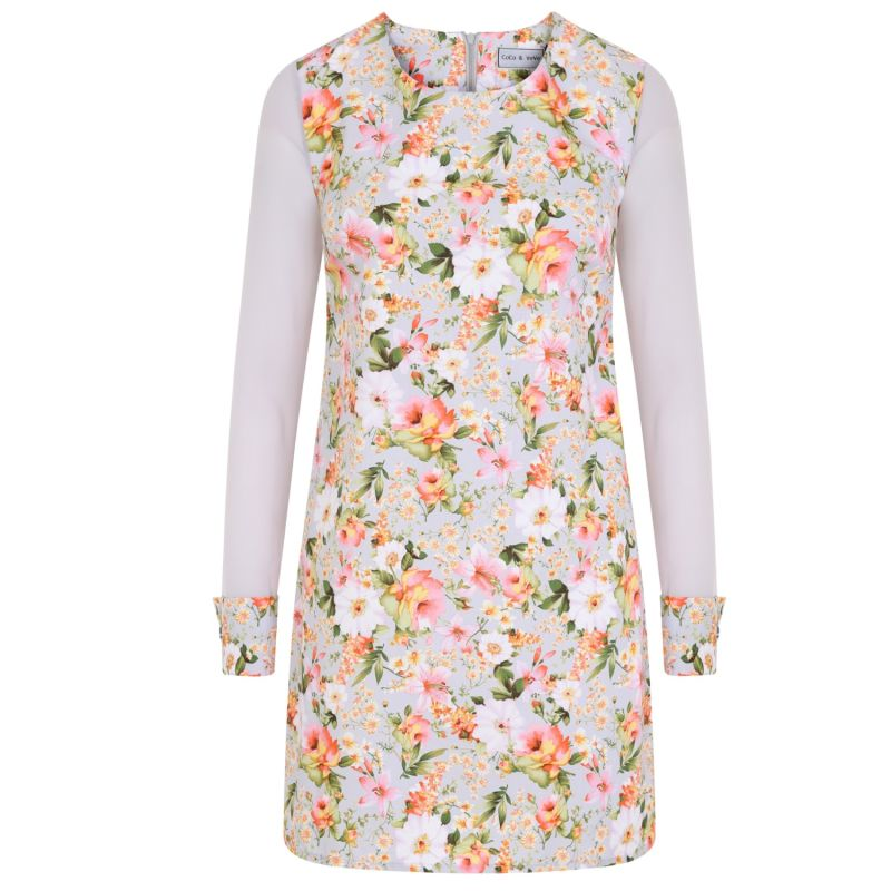 Coco Floral Shift Dress image