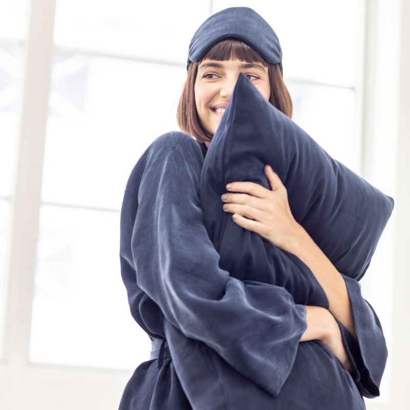 Midnight Blue Pillowcase image