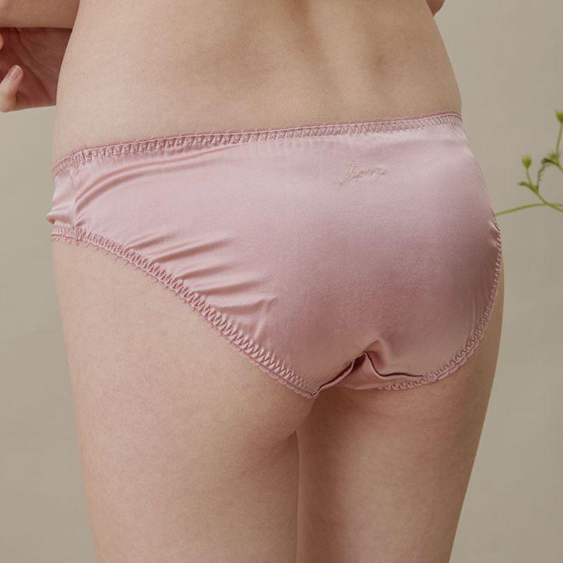 New Silk Underwear 4 Pieces Gift Box image