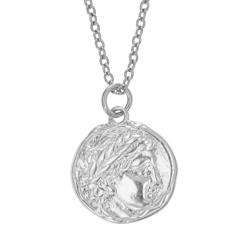Silver Apollo Necklace image