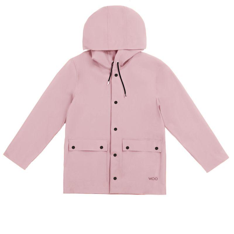 Fisher Raincoat - Pink image