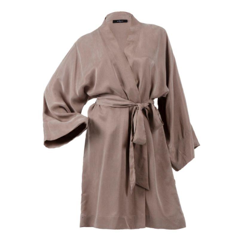 Sand Mini Kimono Robe image