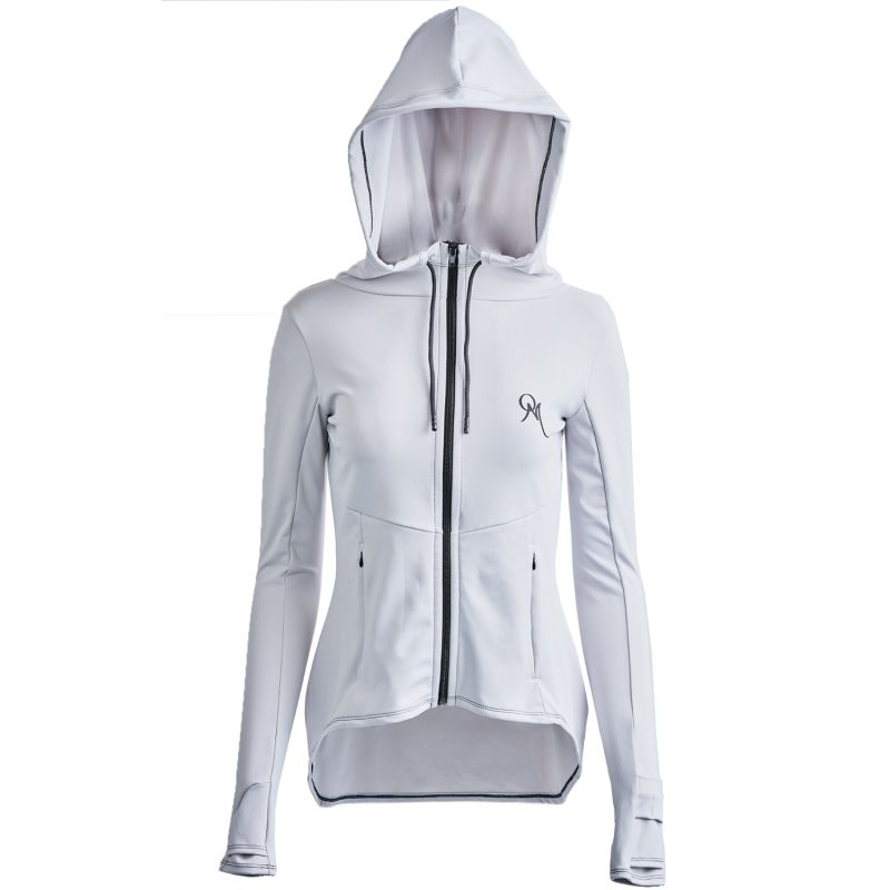 Painite High/Low Jacket - Silver image